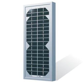 Panneau solaire 5w 12v panneaux solaires rigides objetsolaire - Panneau solaire quelle puissance ...