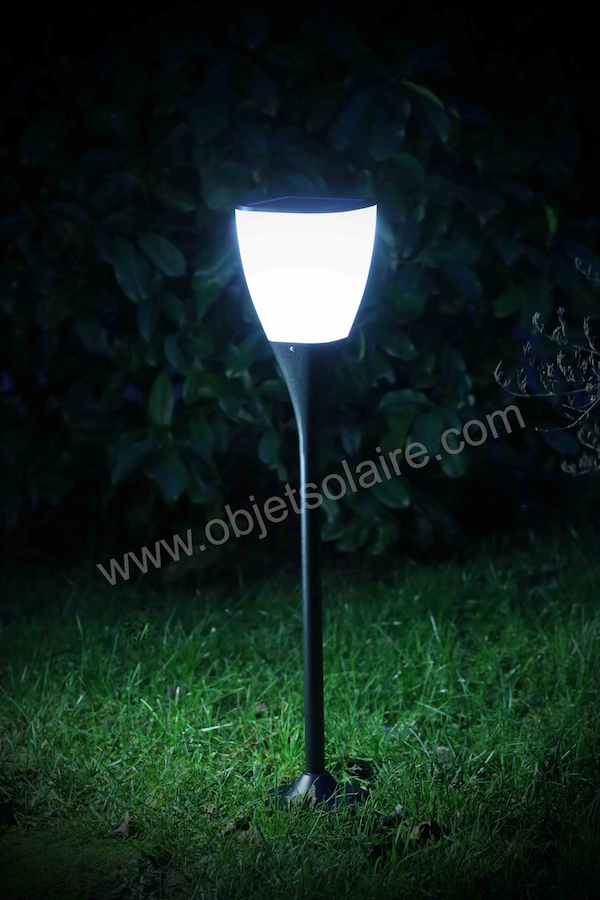 Eclairage Solaire Lampe Lampes Solaires De Jardin