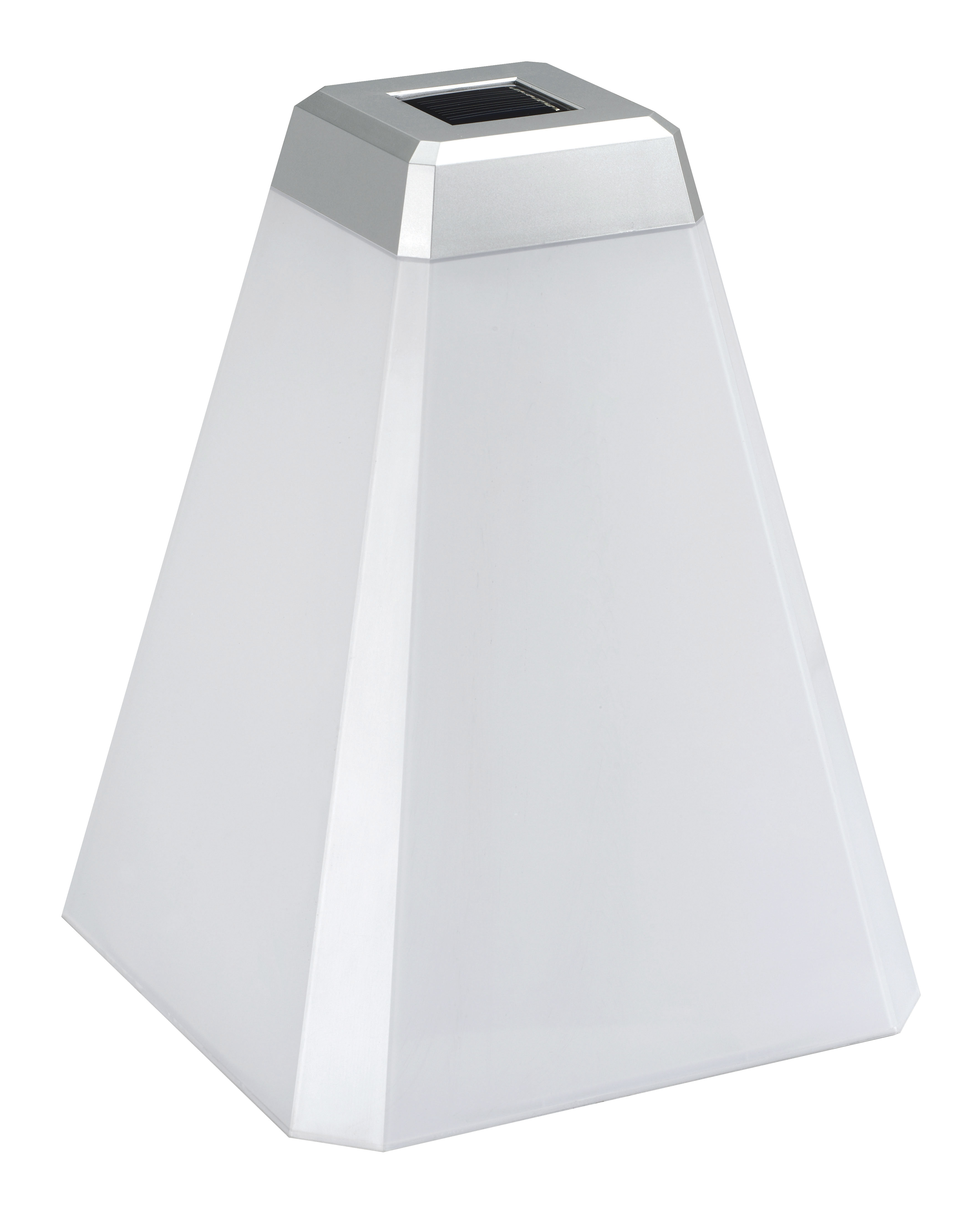 lampe solaire d corative architectural lampe solaire design objetsolaire. Black Bedroom Furniture Sets. Home Design Ideas