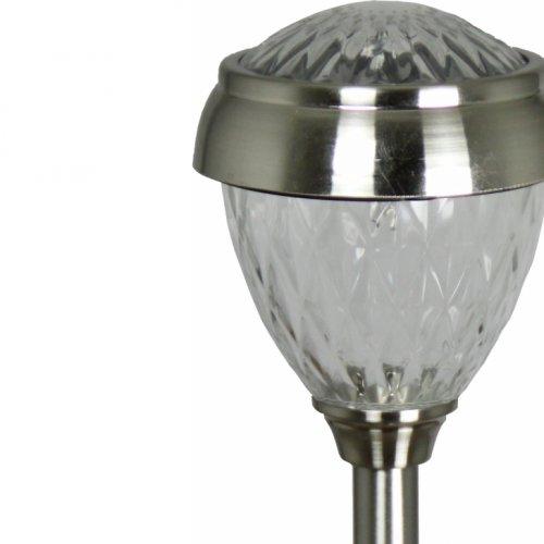 Lampe solaire de balisage d corative maggiore balise - Lampe solaire decorative exterieure ...