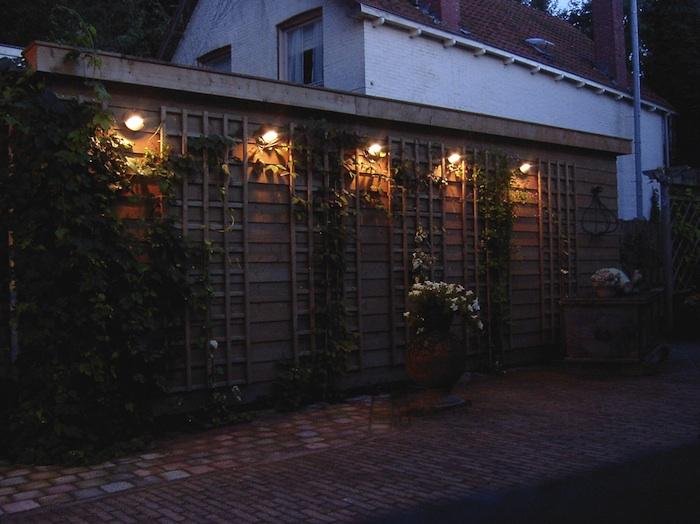 applique de jardin led 12v stanley 1 5 w easy connect eclairage basse tension objetsolaire. Black Bedroom Furniture Sets. Home Design Ideas