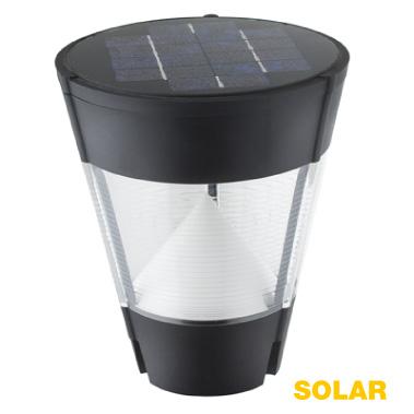 Lampe solaire puissante c ne 3 w led 1 30 clairage for Lampe solaire pour portail