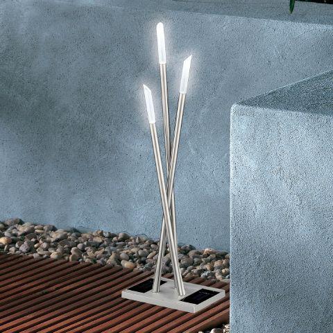 lampe solaire sticks lampe solaire d corative design objetsolaire. Black Bedroom Furniture Sets. Home Design Ideas