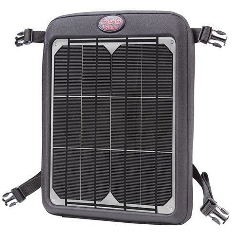 sac dos chargeur solaire voltaic fuse 9w chargeurs solaires nomades objetsolaire. Black Bedroom Furniture Sets. Home Design Ideas