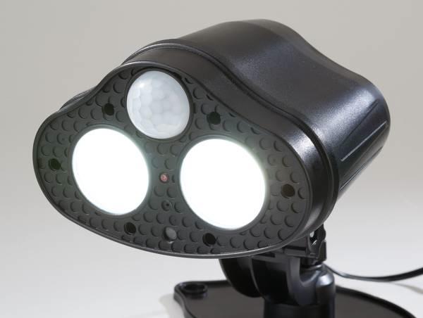 projecteur solaire puissant cam ra surveillance projecteur solaire puissant objetsolaire. Black Bedroom Furniture Sets. Home Design Ideas