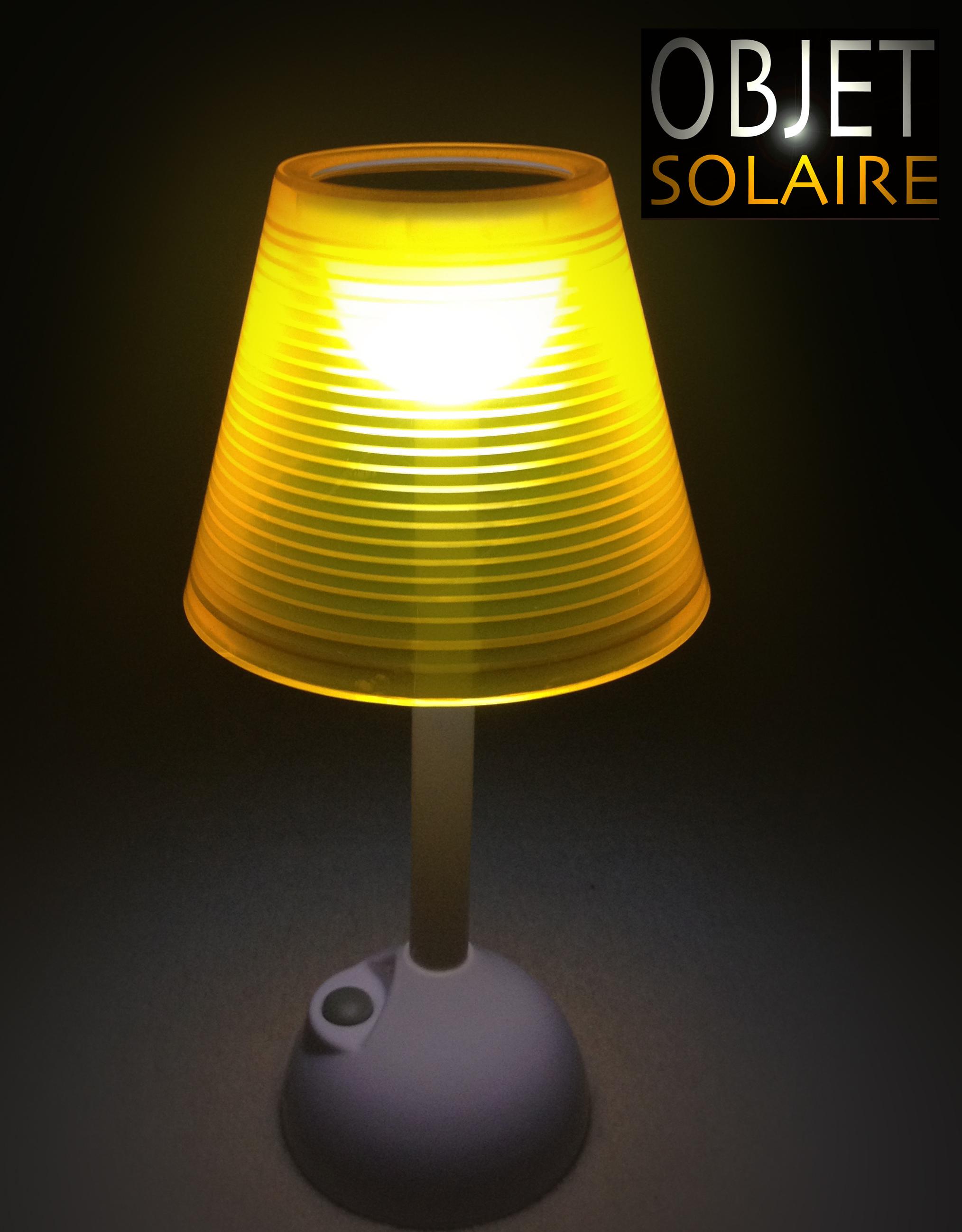 lampe solaire et usb lampes solaires decoratives table. Black Bedroom Furniture Sets. Home Design Ideas