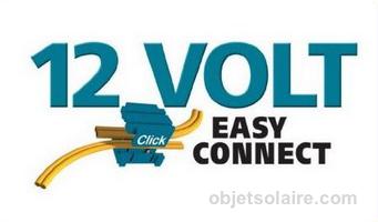 Eclairage extérieur 12 v Easy Connect - Eclairage Jardin ...