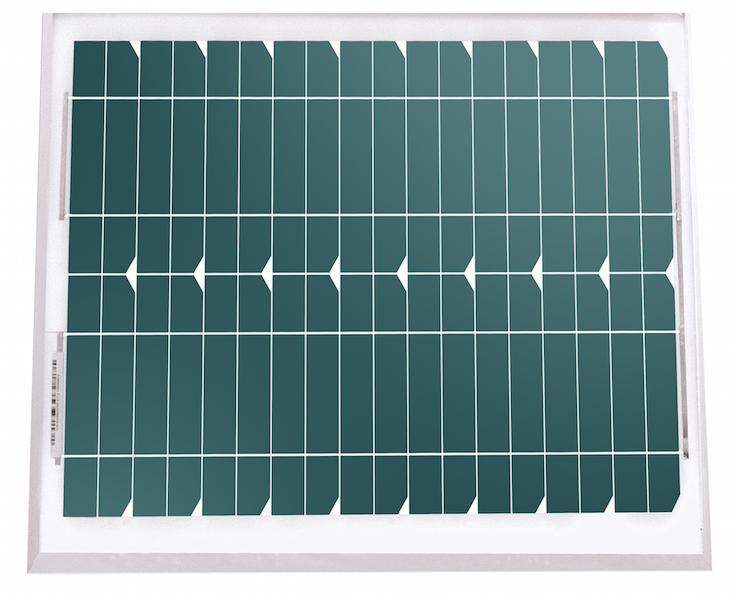 panneau solaire 10w 12v poly unisun panneaux solaires. Black Bedroom Furniture Sets. Home Design Ideas