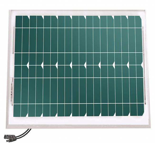 panneau solaire 10 w 12v mono unisun panneaux solaires rigides objetsolaire. Black Bedroom Furniture Sets. Home Design Ideas