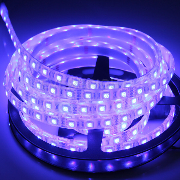 Kit ruban led 15 m tres piscine rgb ip68 eclairage led - Lumiere led pour piscine ...