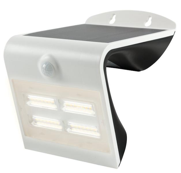 applique solaire puissante 3 modes ip 65 d tecteur heit 400 lumens applique solaire objetsolaire. Black Bedroom Furniture Sets. Home Design Ideas