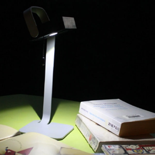 lampe solaire de table poser easywatt lampe solaire. Black Bedroom Furniture Sets. Home Design Ideas