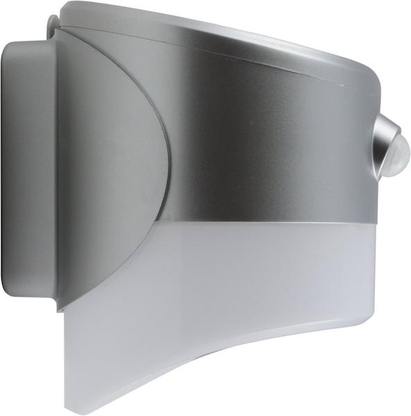 Applique solaire d tecteur ip65 200 lumens 3 modes for Spot solaire 200 lumens