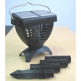 lampe anti moustique solaire eclairage solaire pratique. Black Bedroom Furniture Sets. Home Design Ideas