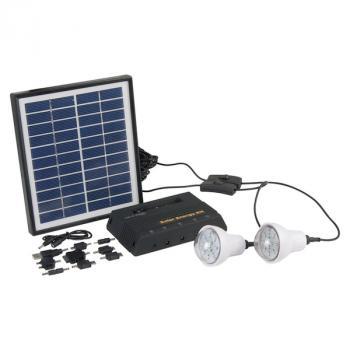 Promotion et soldes objets solaires eclairage fontaine for Lampe solaire pour poteau de terrasse