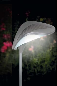 Lampe Solaire Design Futuriste