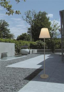 Lampe Solaire de Terrasse sur Pied Nave