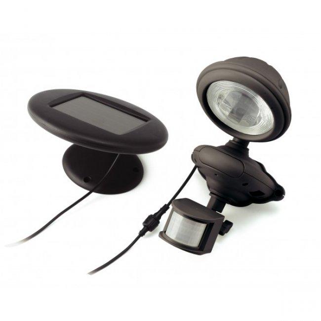 spot solaire d tecteur de mouvement puissant spot clairage solaire objetsolaire. Black Bedroom Furniture Sets. Home Design Ideas