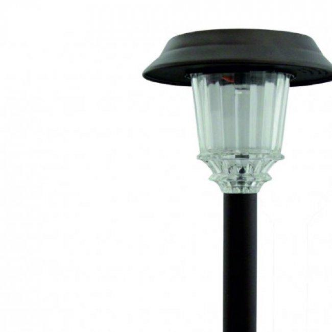 Lampe solaire de jardin andos balise borne solaire - Lampes de jardin solaire ...