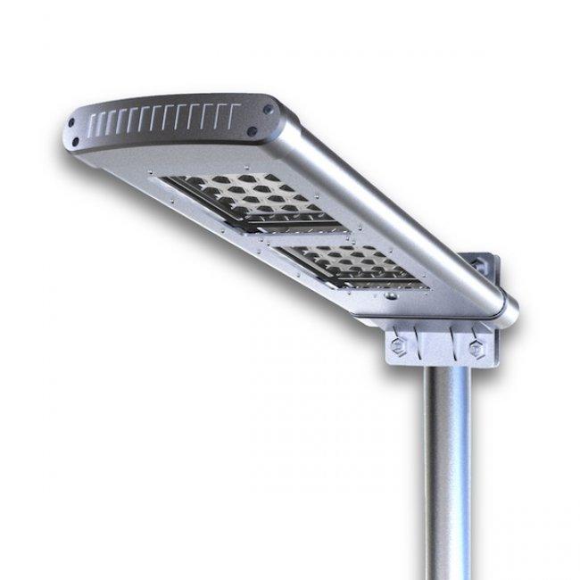 lampadaire solaire puissant 20 w led zs sl16 02 eclairage solaire puissant objetsolaire. Black Bedroom Furniture Sets. Home Design Ideas