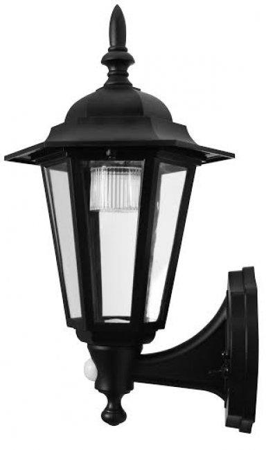 applique solaire orinoco 160 lumens d tecteur de mouvement solaire objetsolaire. Black Bedroom Furniture Sets. Home Design Ideas