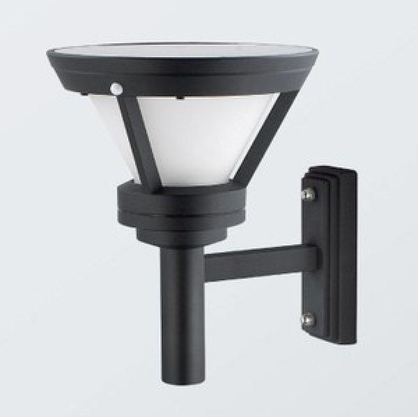 applique solaire puissante bt1 eclairage solaire puissant objetsolaire. Black Bedroom Furniture Sets. Home Design Ideas