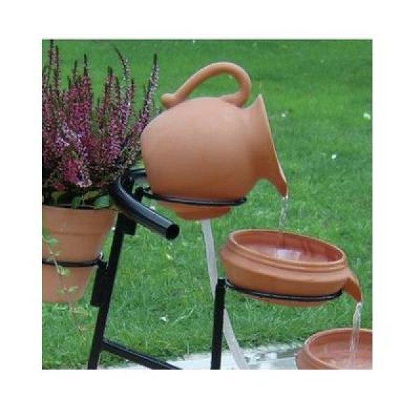 Fontaine solaire cascade velo fontaines solaires boutique objet solaire for Fontaine de jardin nature et decouverte