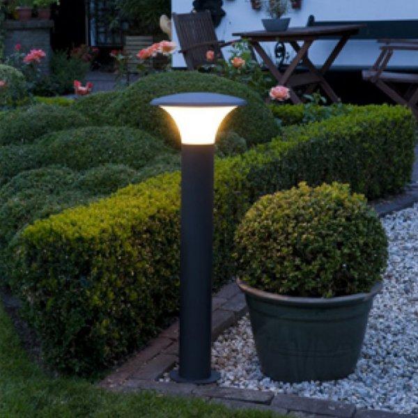 lampadaire de jardin led 12v perth 70 cm eclairage basse tension easy connect objetsolaire. Black Bedroom Furniture Sets. Home Design Ideas