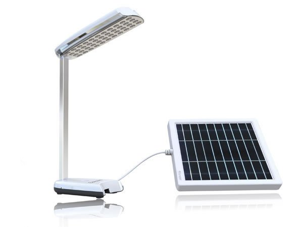 Lampe Solaire Nomade Puissante 300 Lumens Chargeur ZS-SL12