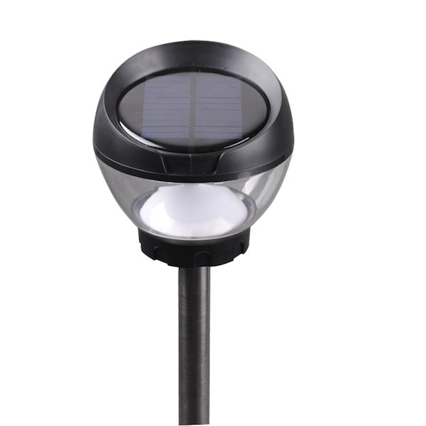 Lampe Balise Solaire Anti Moustique Ultra-Sons ZS-SL34 IP65