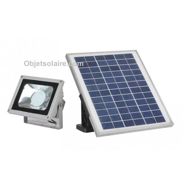 Projecteur solaire puissant led 520 lumens zs 107 - Projecteur led puissant ...