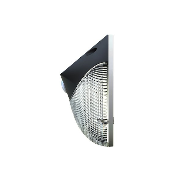 applique solaire puissante d tecteur 200 lumens laury appliques solaires objetsolaire. Black Bedroom Furniture Sets. Home Design Ideas