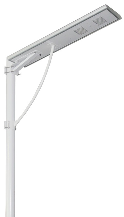 lampe solaire hybride