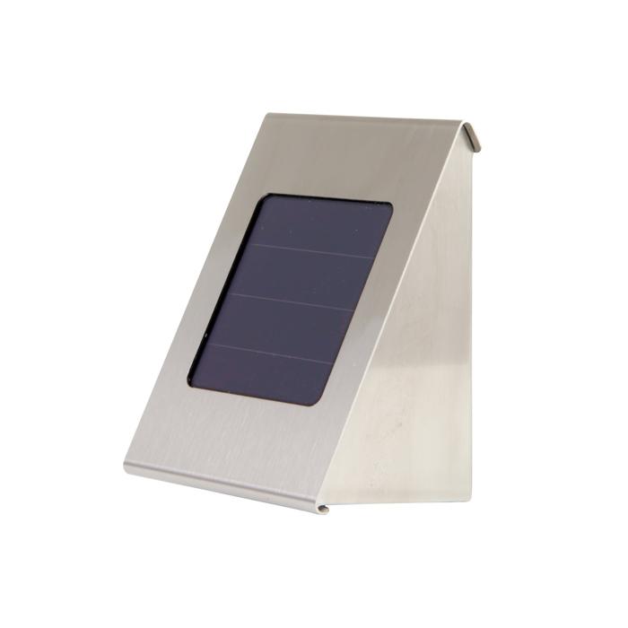 lampe solaire murale applique solaire objetsolaire. Black Bedroom Furniture Sets. Home Design Ideas