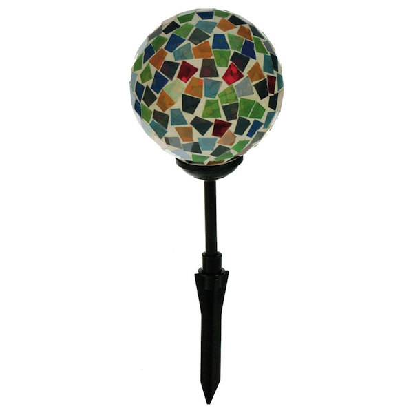Lampe Decorative Mosaique Verre