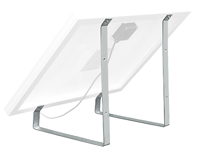 support de fixation pour panneau solaire 30w kit. Black Bedroom Furniture Sets. Home Design Ideas