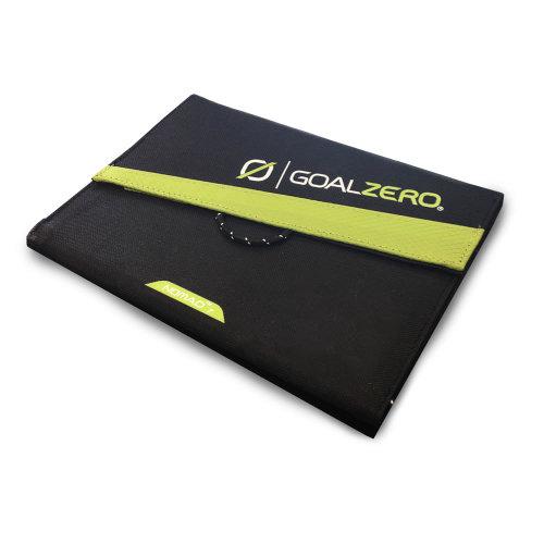 panneau solaire pliable nomad 7 goal zero solutions compl tes goal 0 objetsolaire. Black Bedroom Furniture Sets. Home Design Ideas