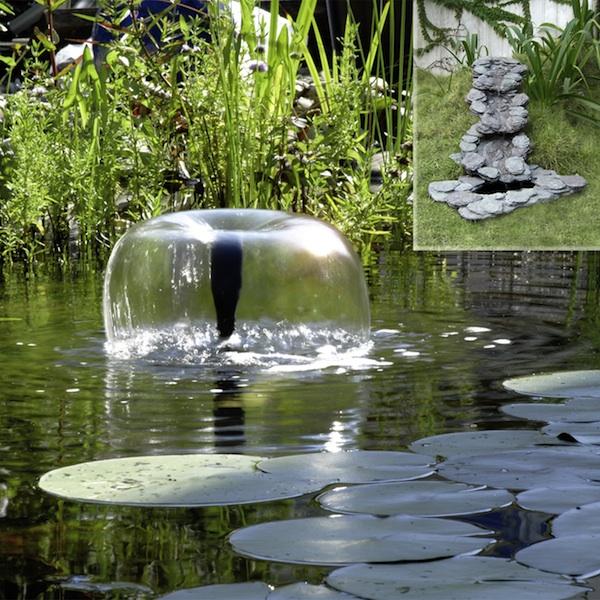 Pompe solaire jet d 39 eau de bassin performante 30 w 750l h for Pompe filtre petit bassin exterieur
