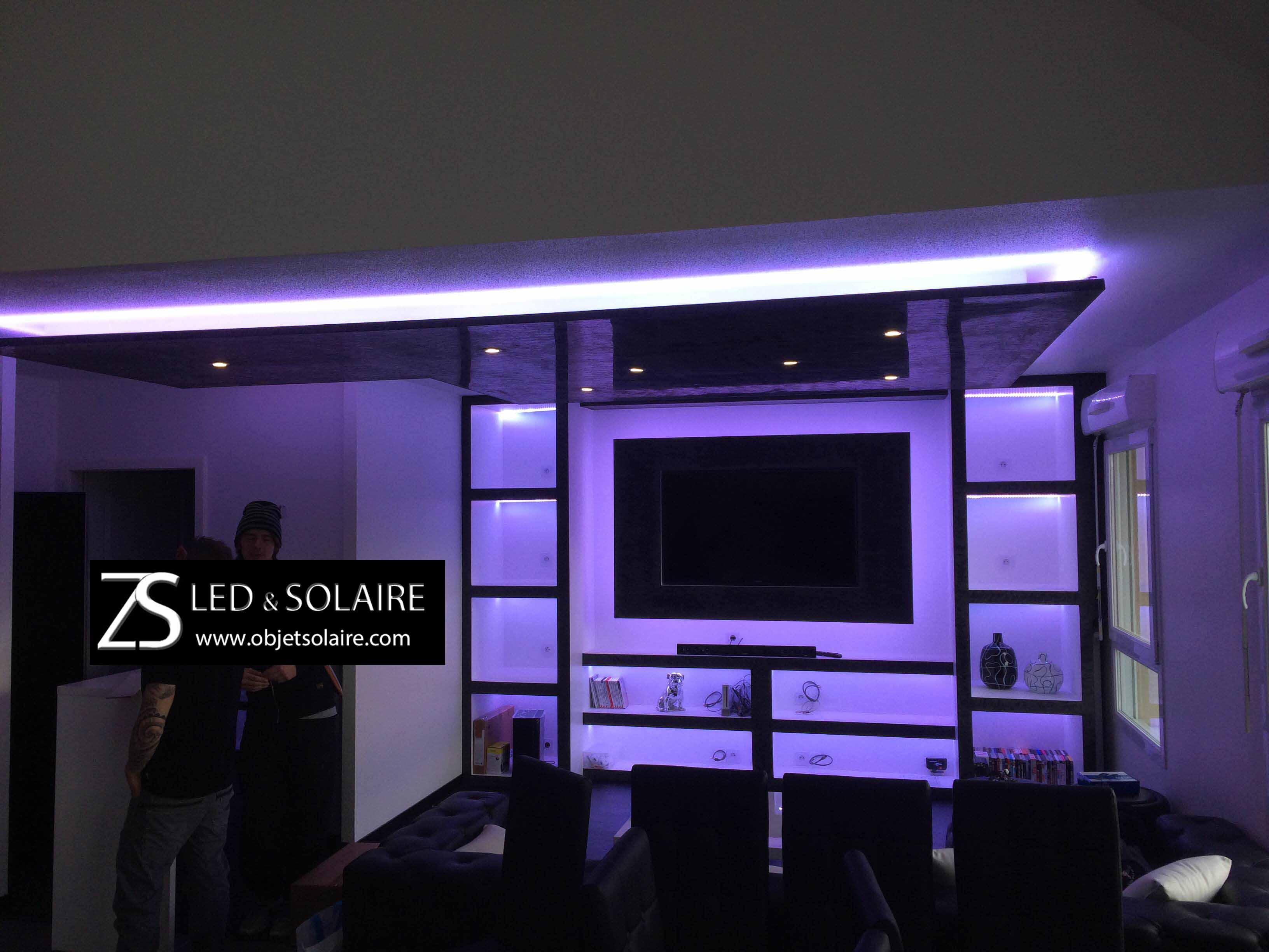 Ruban LED RGB Qualité Professionnelle EPISTAR 24V