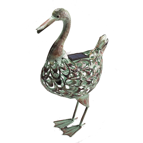Canard solaire animaux solaires d coration solaire objetsolaire - Canard decoration accessoire ...