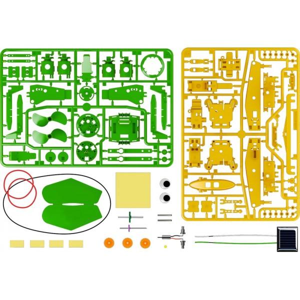 Jeu de construction solaire recyclage jeu solaire for Recyclage des panneaux solaires