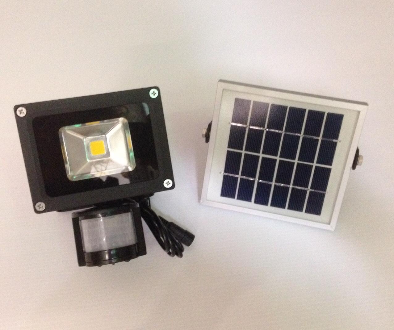 Blanc Led Projecteurs Puissant Chaud Solaire Projecteur 500 5 SolairesObjetsolaire Lumens W oQBCWEedxr