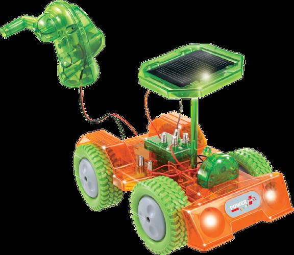 voiture solaire hybride dynamo grasshopper jeu jouet solaire objetsolaire. Black Bedroom Furniture Sets. Home Design Ideas