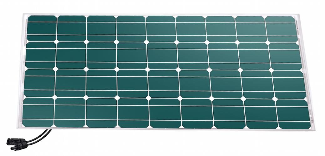 Panneau solaire 100 w 12v mono unisun panneaux solaires rigides objetsolaire - Panneau solaire quelle puissance ...