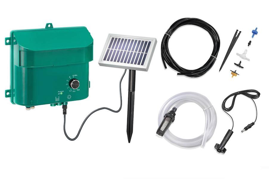 Arrosage solaire kit arrosage solaire automatique - Systeme arrosage automatique fait maison ...