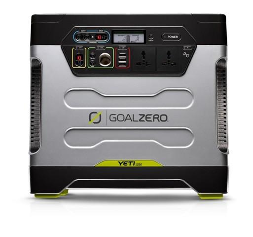 batterie solaire yeti 400