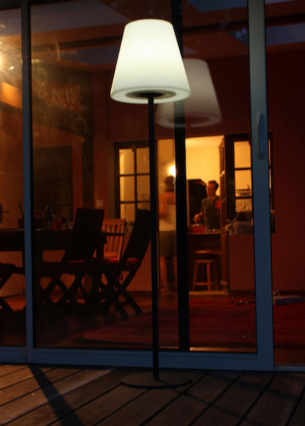 Lampe Terrasse Lampadaire Contemporain Royalegemmes
