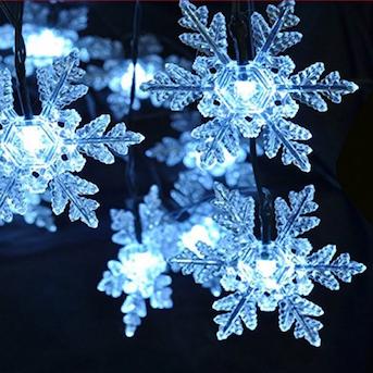 Toute la Décoration <span> Solaire de Noël ! </span>