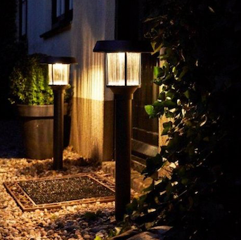 Lampe Solaire Intelligente <span>Nouvelle Génération 365 </span>