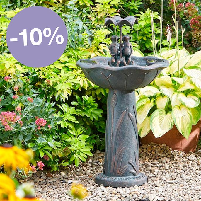 Fontaines Solaires <span>en Promotion </span>